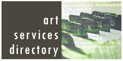 Art Services Directory