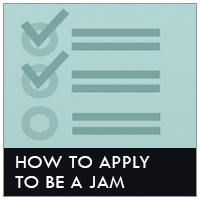 JAM Application Guidelines