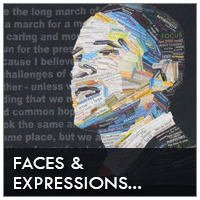 Mini Gallery - Faces and Expressions