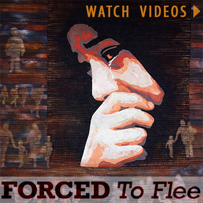 Forced to Flee - virtual tour and other videos now available